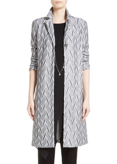 St. John Collection Ebele Knit Topper