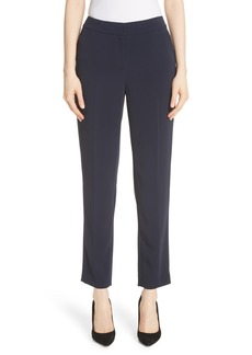 St. John Collection Emma Cady Crop Pants