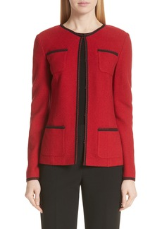 St. John Collection Gail Knit Jacket