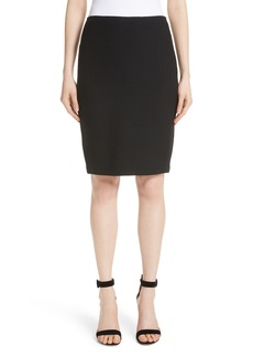St. John Collection Gail Knit Pencil Skirt