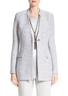 St. John Collection Gyan Knit Jacket