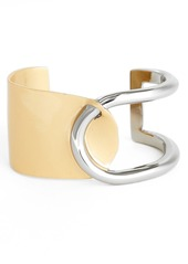 St. John Collection Metal Cuff