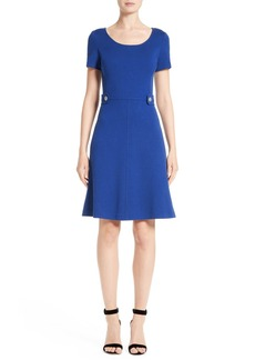 St. John Collection Milano Knit Dress