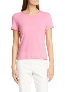 St. John Collection Nuda Jersey Short Sleeve T-Shirt
