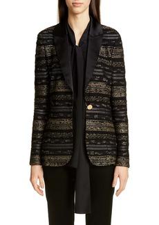 St. John Collection Passementerie Knit Jacket