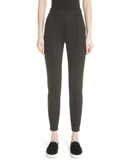 St. John Collection Ponte Knit Ankle Pants (Nordstrom Exclusive)