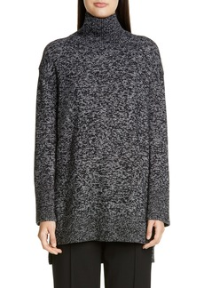 St. John Collection Pure Luxe Cashmere Turtleneck