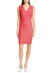 St. John Collection Refined Knit Dress