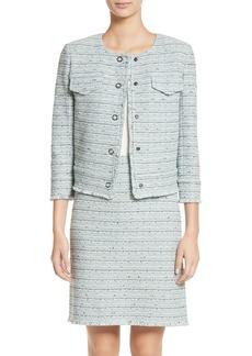 St. John Collection Riana Tweed Jacket
