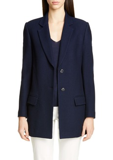 St. John Collection Sarga Knit Twill Jacket