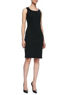 Sleeveless Mid-Length Dress