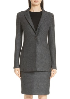 St. John Collection Sofia Knit Jacket