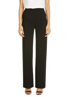 St. John Collection Stretch Twill Pull-On Pants
