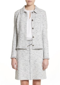 St. John Collection Tweed Jacket