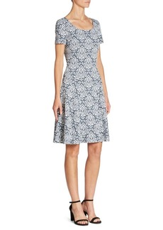 St. John Jaden Knit Dress