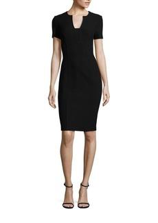 St. John Micro Boucle Dress