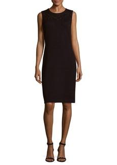 St. John Santana Knee-Length Dress