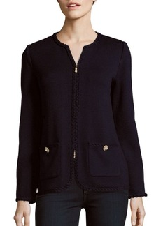 St. John Santana Knit Jacket