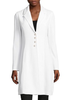 St. John Santana Ribbed Jacket