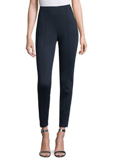 St. John Stretch Piped Leggings