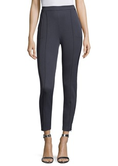 St. John Stretch Tech Twill Leggings