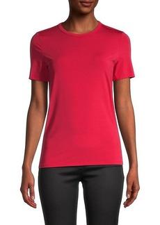 St. John Stretch-Cotton T-Shirt
