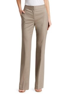 St. John Stretch Tropical Wool Pants