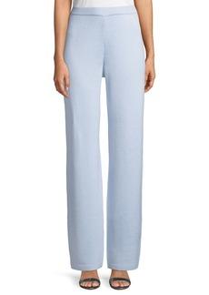 Wide-Leg Santana Knit Pants