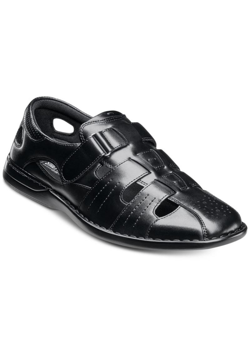 Stacy Adams Argosy Closed-Toe Fisherman Sandals Men's Shoes