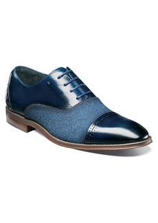 Stacy Adams Barrington Cap Toe Oxford (Men)