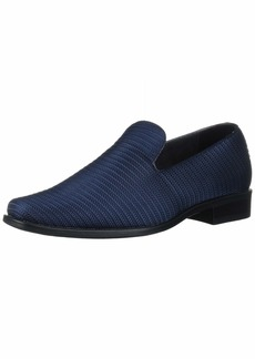 STACY ADAMS Boy's Taz Plain Toe Slip-On Loafer