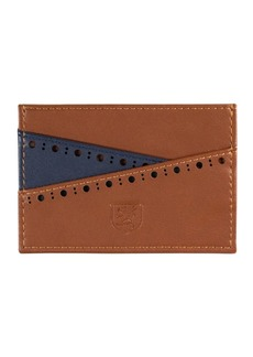Stacy Adams Card Case Front Pocket Wallet