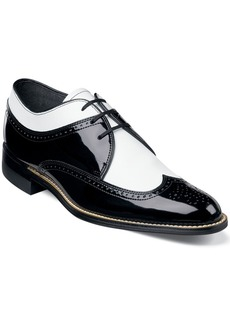 Stacy Adams Dayton Wing-Tip Lace-Up Shoes Men's Shoes