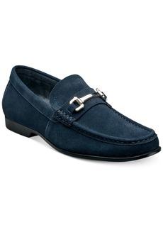 Stacy Adams Ellson Suede Bit Loafer Men's Shoes