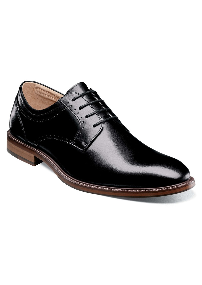Stacy Adams Faulkner Plain Toe Derby (Men)