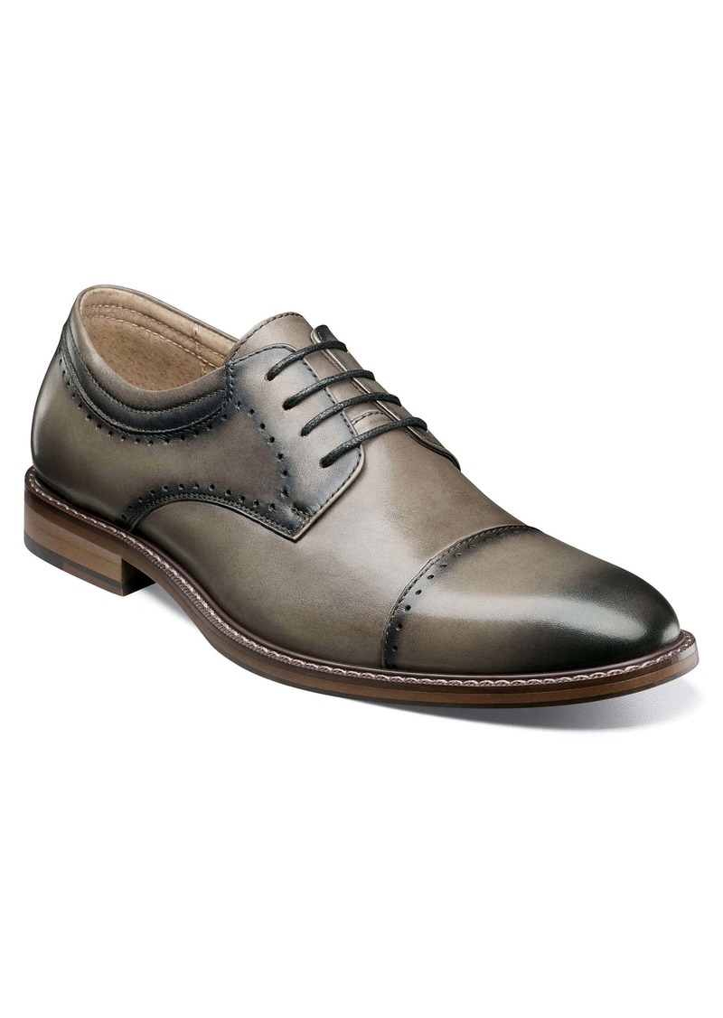 Stacy Adams Flemming Cap Toe Derby (Men)