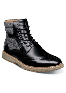 Stacy Adams Granger Wingtip Boot (Men)