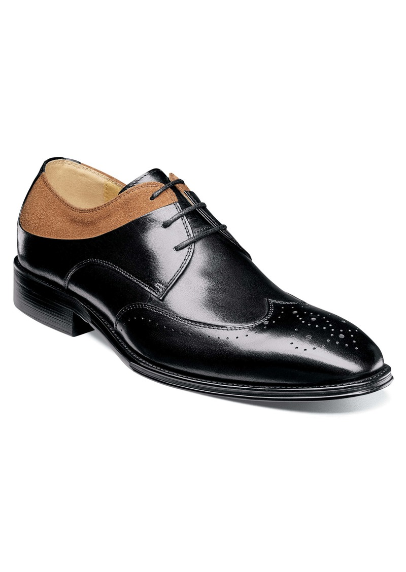 Stacy Adams Hewlett Wingtip (Men)