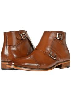 Stacy Adams Kason Cap Toe Double Monkstrap Boot