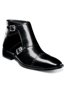 Stacy Adams Kason Double Monk Strap Boot (Men)