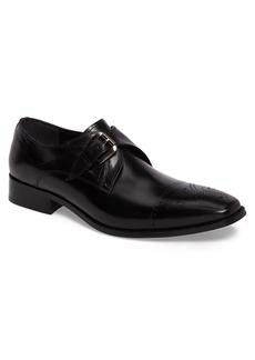Stacy Adams Kimball Monk Strap Shoe (Men)