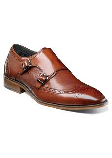 Stacy Adams Lavine Wingtip Monk Shoe (Men)