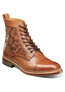 Stacy Adams M2 Laser Cut Boot (Men)