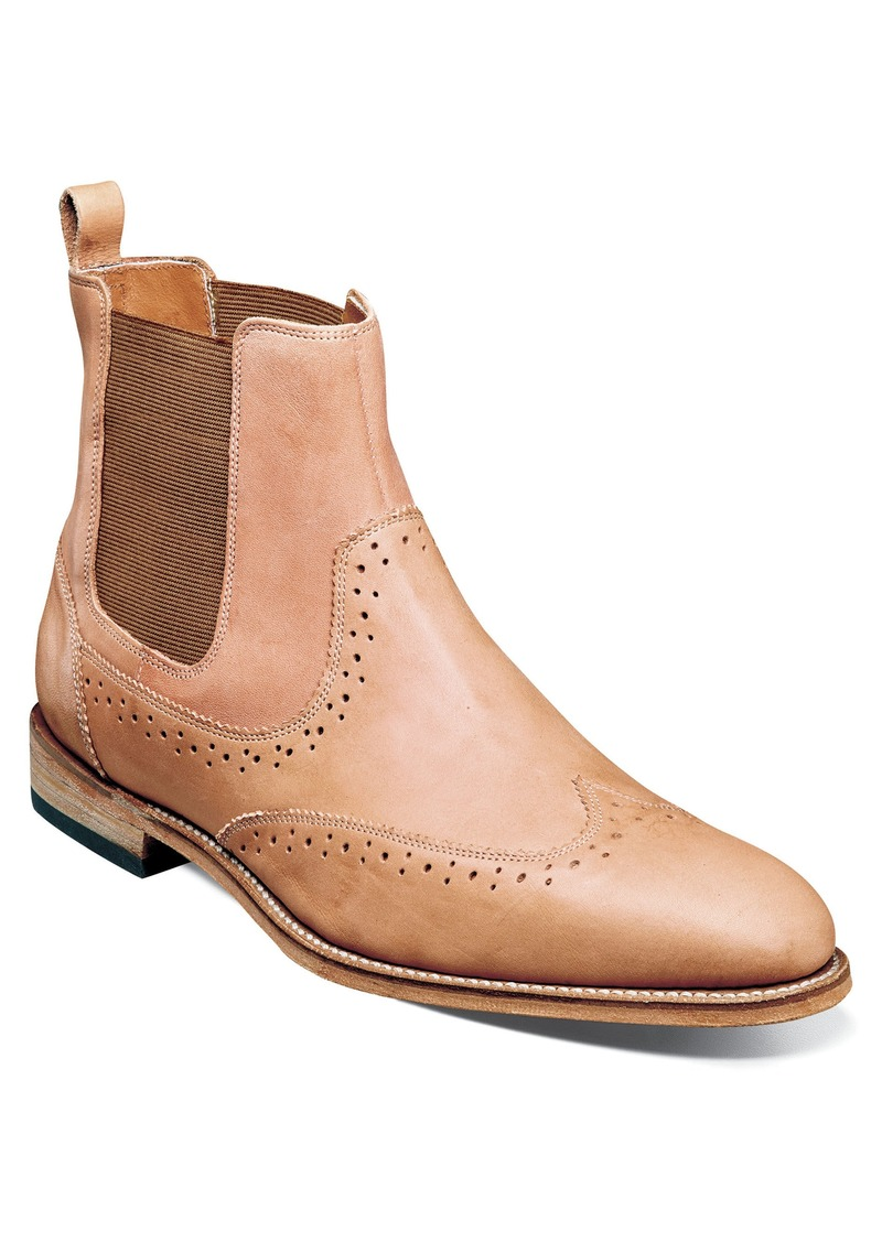 Stacy Adams M2 Wingtip Chelsea Boot (Men)