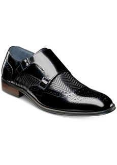 Stacy Adams Mabry Double Monk Strap Shoes Men's Shoes