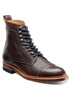 Stacy Adams Madison II Cap Toe Boot (Men)