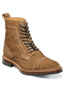 Stacy Adams Madison II Cap Toe Lace Boot (Men)