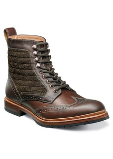 Stacy Adams Madison II Wingtip Boot (Men)