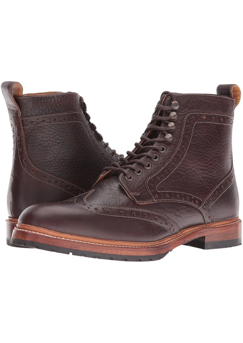 4571d168927 Madison II Wingtip Lace Boot