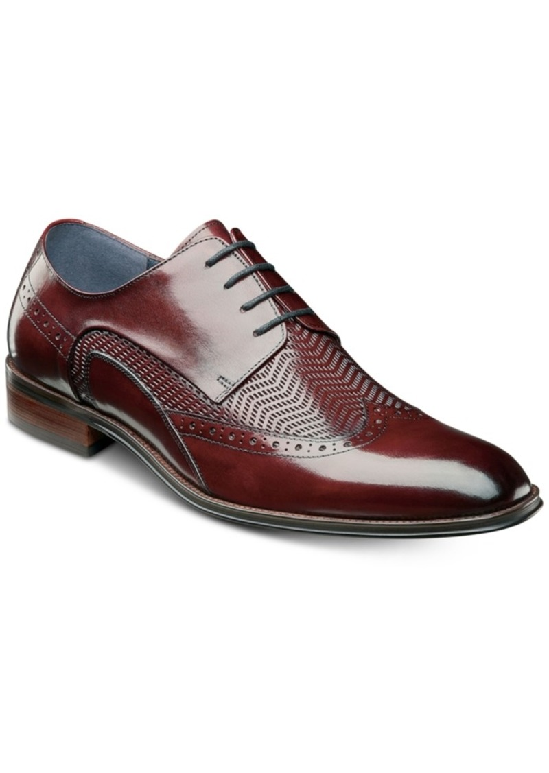 Stacy Adams Maguire Wingtip Oxfords Men's Shoes
